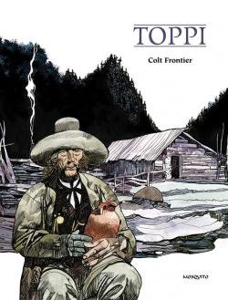 couverture de Colt Frontier