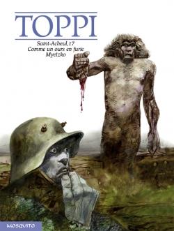 couverture St Acheul TOPPI