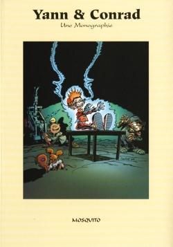couverture monographie Yann et Conrad