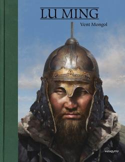 couverture de Vent mongol