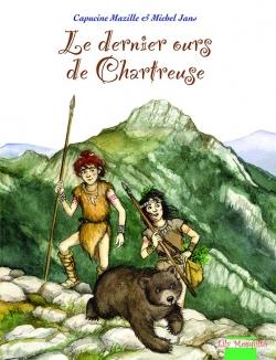 couverture du dernier ours de chartreuse