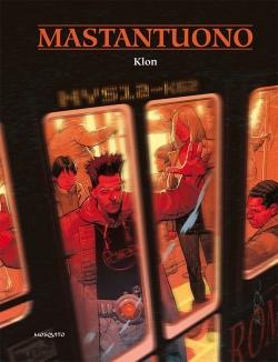 couverture de Klon