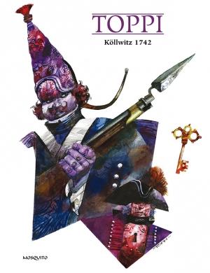 Couverture de K鰈lwitz 1742