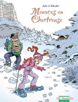 couverture de Menaces en Chartreuse