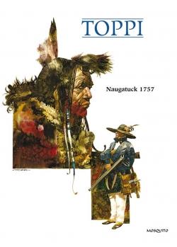 Couverture de Naugatuck 1757