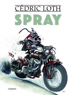 Couverture de Spray