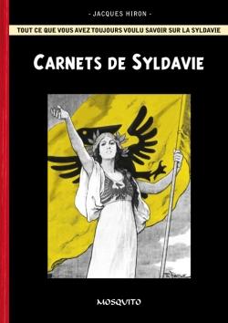 couverture de carnets des Syldavie