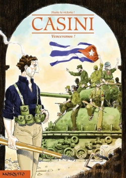 Couverture de Venceremos