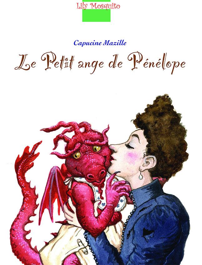 Couverture de Le petit ange de Pénélope