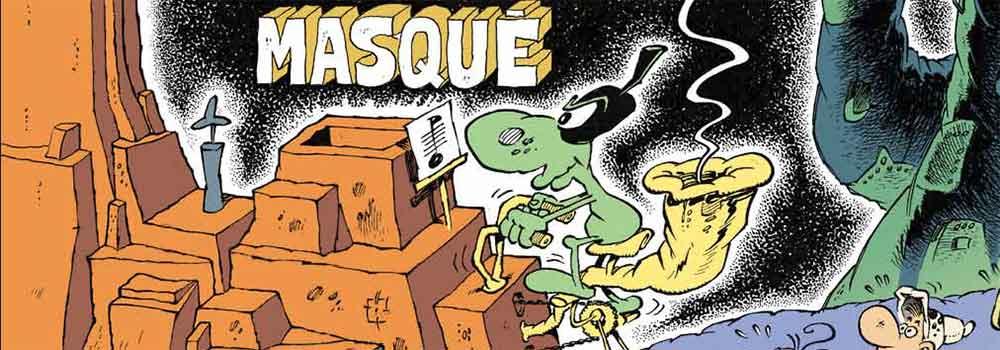 Cocombre masqué - carousel