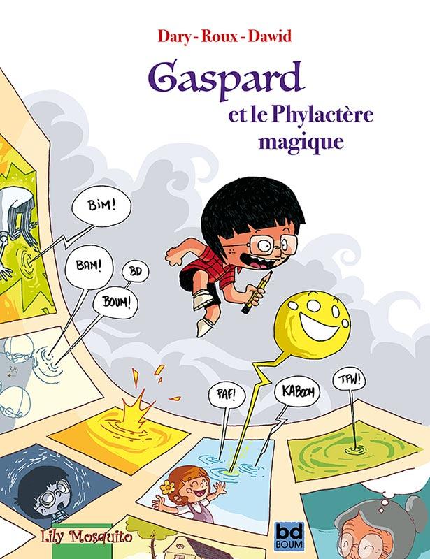 Couverture de Gaspard et le ...