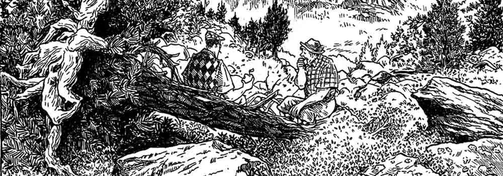 A la recherche du monstre - carousel