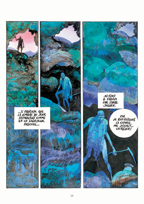 【预告】Scott Pilgrim彩色精装版及Sergio Toppi - caininghan99 - 蔡宁汉的纸片博客