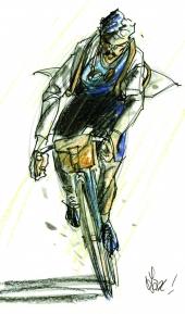 Lax - Aigle vélo