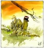 Lax - Azrayzen dessin inédit