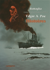 Battaglia  : Histoires Edgar Poe (couv)
