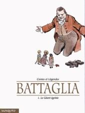 Battaglia : Géant égoiste (couv)