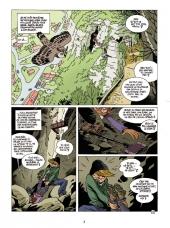 Le trésor de Chartreuse - planche 1