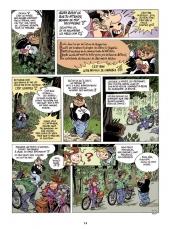 Le trésor de Chartreuse - planche 10