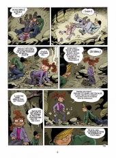 Le trésor de Chartreuse - planche 2