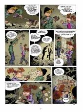 Le trésor de Chartreuse - planche 3
