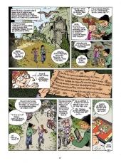 Le trésor de Chartreuse - planche 4