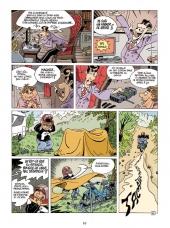 Le trésor de Chartreuse - planche 6