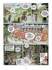 Le trésor de Chartreuse - planche 7