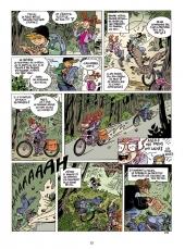 Le trésor de Chartreuse - planche 9