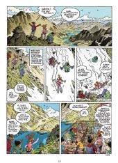 Le Grand Défi des Alpes - planche  19
