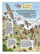 Le Grand Défi des Alpes - planche  46