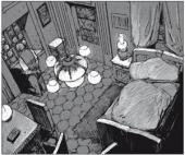 Markheim chambre