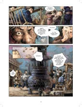 La vengeance de Masheng - planche 11