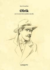 Couverture de Olrik