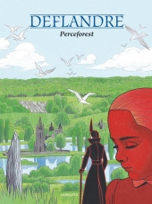 Couverture de Perceforest