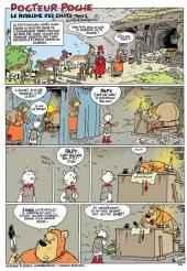 Docteur Poche - Le royaume des chats - planche 1