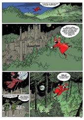 Docteur Poche - Le royaume des chats - planche 15