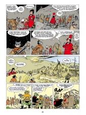 Retour sur la planète des chats - planche 49