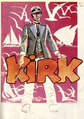 Corto Maltese dans Sergent Kirk en 1968