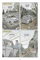 Le cauchemar argenté - planche 79