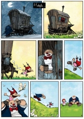 Clown - planche 2