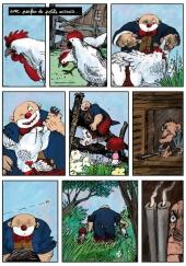 Clown - planche 8