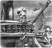 Conrad - Siprou pirate