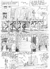 Conrad - story-board