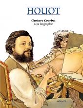 Couverture de Gustave Courbet