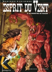 couverture le monstre de Hogan