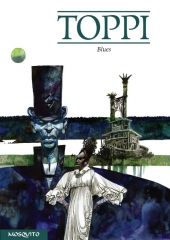 couverture de Blues de Toppi