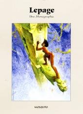 Lepage - couverture monographie