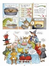 Cuisine des sorcières - planche 29