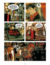 Dylan Dog - Zombies - planche  8